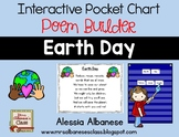 Interactive Pocket Chart {Poem Builder} - Earth Day