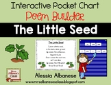 Interactive Pocket Chart {Poem Builder} - The Little Seed