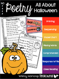 No Prep Poetry Halloween