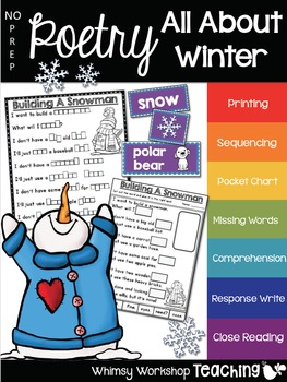 No Prep Poetry WINTER