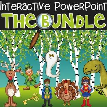 Interactive Power Point Bundle
