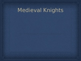 Interactive PowerPoint Medieval Knights