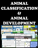 Interactive PPT and PDF Animal Classification and Animal Development IN DEPTH