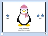 Interactive PowerPoint slide show - Dress up Penguin