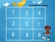 Interactive Powerpoint to Practice Numbers 1-20 (words and