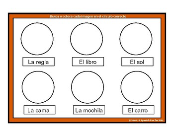 Interactive Practice Cards -Spanish