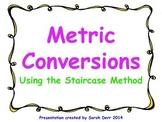 Interactive Presentation to Teach Metric Conversions