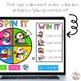 Interactive Prize Wheel - Winter Snowman