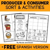 Producers and Consumers Sort Activities