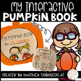 Interactive Pumpkin Book-All About Pumpkins!