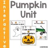Interactive Pumpkin Unit