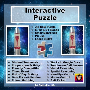 Interactive Puzzles