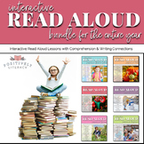 Interactive Read Aloud Lessons for the Entire Year Bundle