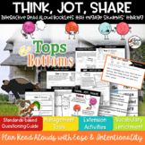 Tops and Bottoms Book Companion Interactive Read Aloud RL3
