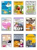 Interactive Read Aloud  Book Study Bundle ( 5 Book Units for 1 low price)