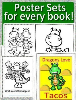 Interactive Read Aloud Bundle - 1st Grade Novel Study - Full Year of Activities