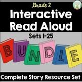 Interactive Read Aloud Bundle - Grade 2 - Fountas and Pinn