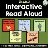 Interactive Read Aloud-Grade 2-Steve Jenkins-Exploring the