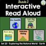 Interactive Read Aloud - Grade 2 - Exploring the Natural World - Earth - F and P