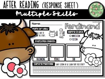 Interactive Read Aloud: Ferdinand