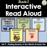 Interactive Read Aloud -Grade 2 -Finding Beauty in the World Around You -F and P