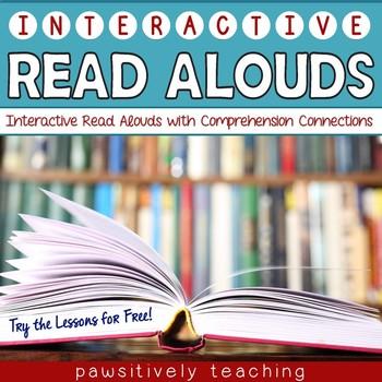 Interactive Read Aloud Free Sample Pack