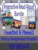 Interactive Read-Aloud: Grade 1 (Fountas & Pinnell) Text Sets 6-10