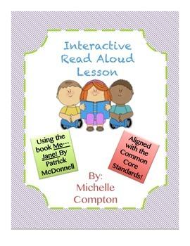 Interactive Read Aloud Lesson