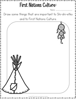 Interactive Read Aloud Lesson – Shi-shi-etko A Story about First Nations Culture