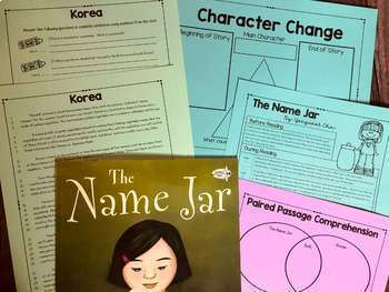 Interactive Read Aloud Lessons & Paired Passage Free Sample