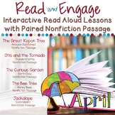 Interactive Read Aloud Lessons & Paired Passages April