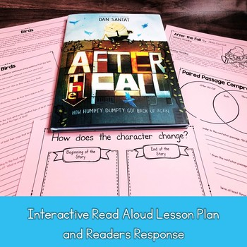 Interactive Read Aloud Lessons & Paired Passages May