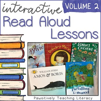 Interactive Read Aloud Lessons / Talking Points for Read Aloud Lessons VOLUME 2