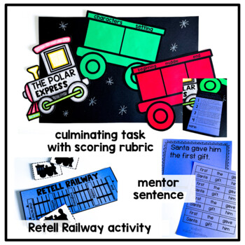 Interactive Read Aloud Lessons for The Polar Express