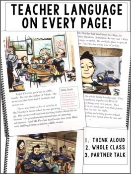 Interactive Read Aloud: Mr. Fletcher Teaches Kids to Write