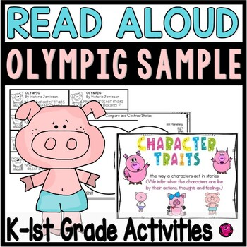 Olympig Read Aloud Sample