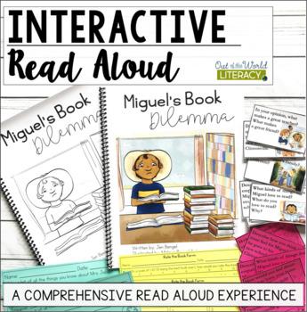 Interactive Read Aloud: Miguel's Book Dilemma