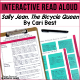 Read Aloud: Sally Jean, the Bicycle Queen Interactive Read