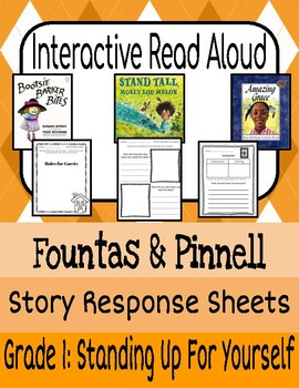 Interactive Read-Aloud: Standing Up for Yourself Texts Gr. 1 (Fountas & Pinnell)