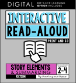 Interactive Read Aloud - Story Elements and Summarizing (3