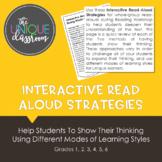 Interactive Read Aloud Strategies