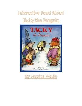 Interactive Read Aloud: Tacky the Penguin