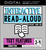 Interactive Read Aloud - Text Features & Text Structure (3