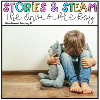 Interactive Read Aloud: The Invisible Boy