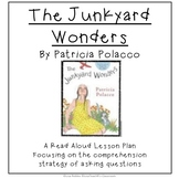 The Junkyard Wonders by Patricia Polacco    Interactive Re