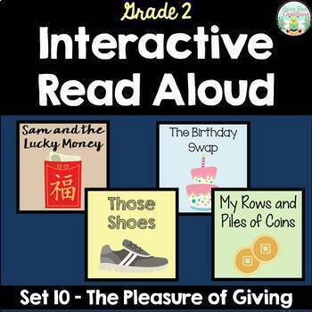 Interactive Read Aloud - The Pleasure of Giving