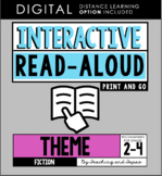Interactive Read Aloud - Theme (3rd Grade)