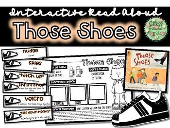 Interactive Read Aloud: Those Shoes