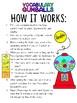 Interactive Read Aloud: Vocabulary Gumballs