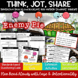Enemy Pie Story Elements Character Traits Interactive Read